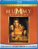 The Mummy Returns (Deluxe Edition) [Blu-ray]