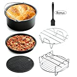Air Fryer Accessories Kit Deep Fryer Universal for Philips Gowise...