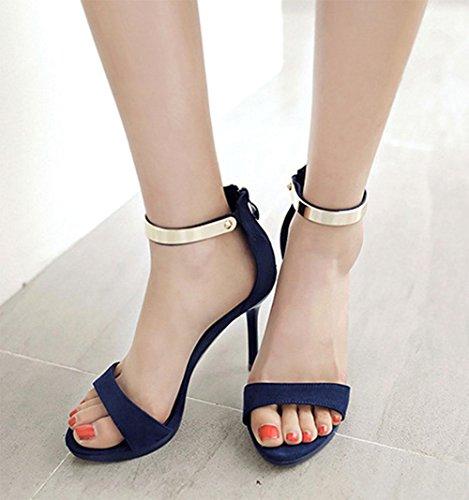 MEILI sandalias de Ronda Sra tac rq1Arw