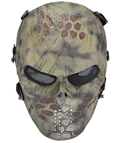 Face Mask For Airsoft - 4