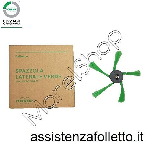 cepillo lateral original Vorwerk Robot aspiradora Folletto VR 200 ...