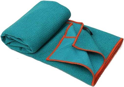 Amazon.com: ZSZBACE - Toalla de yoga, súper suave ...