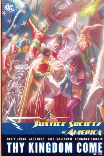 Justice Society of America: Thy Kingdom Come, Part 2