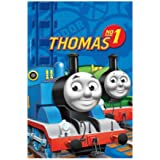 Amscan 994301 Thomas and Friends Loot Bags