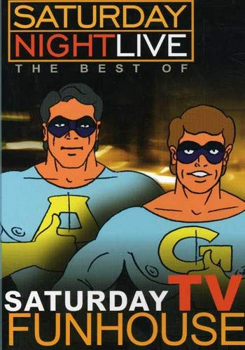 - Saturday Night Live - The Best of Saturday TV Funhouse