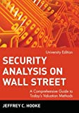 img - for Security Analysis on Wall Street: A Comprehensive Guide to Today's Valuation Methods (Wiley Frontiers in Finance) book / textbook / text book