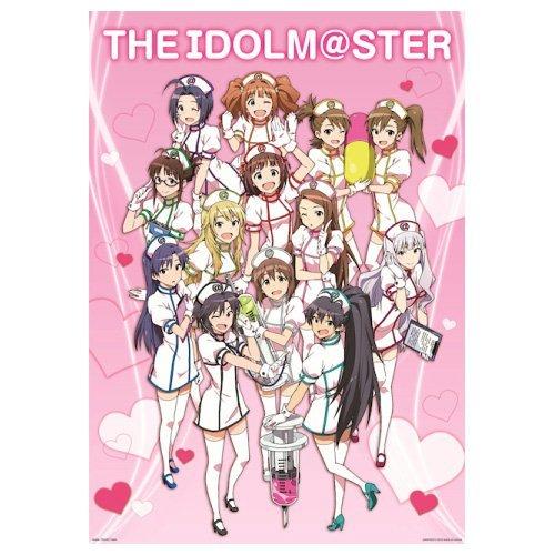 Premium Idolmaster original poster outfit