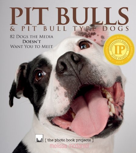 """82 portraits and stories of pit bulls and pit bull type dogs that will forever change your attitude about this """"breed."""" This book is about all pit bull type dogs (not just American Pit Bull Terriers) that are discriminated against because they have a..."""