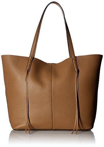 Rebecca Minkoff Medium Unlined Tote with Whipstich, Almond by Rebecca Minkoff