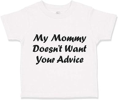 Custom Toddler T-Shirt Im Not Like A Regular Baby Funny Humor Cotton