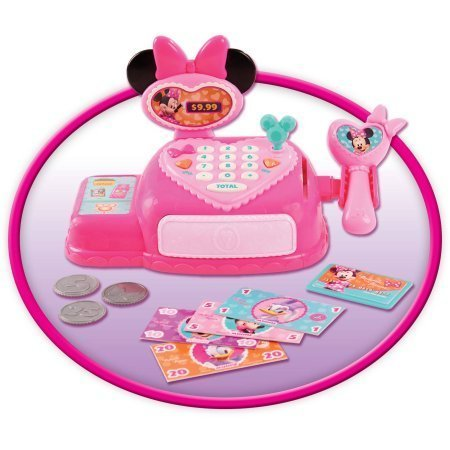 Disney Minnie Bow-Tique Cash Register by Generic