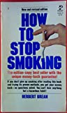 img - for How to Stop Smoking, Revised Edition book / textbook / text book