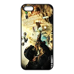 Custom Call Of Duty Back Cover Case for iphone 5,5S JN5S-1351
