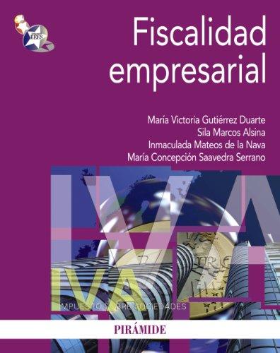 Descargar Libro Fiscalidad Empresarial M.ª Victoria Gutiérrez