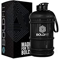Boldfit Gallon Water Jug Bottle for Gym, Running, Training (2.2 Litre, Extra Large)