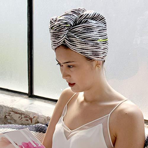 超强吸水干发帽,免去电吹风对头发的伤害