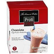 Proti Diet Chocolate Shake (7 pouches per box) Net Wt 7.5oz (213g)