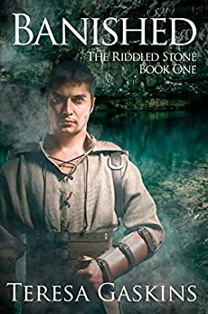 Banished (The Riddled Stone Book 1) by [Gaskins, Teresa]
