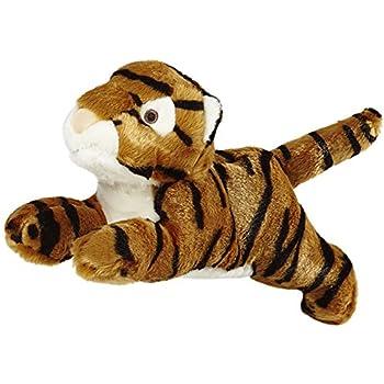 Pet Supplies : Pet Squeak Toys : Fluff & Tuff Boomer Tiger