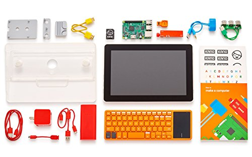 Kano Computer Kit Complete | Make a laptop  Learn to code