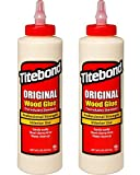 Titebond 5064 Original Wood Glue, 16-Ounces (Тwo Рack)