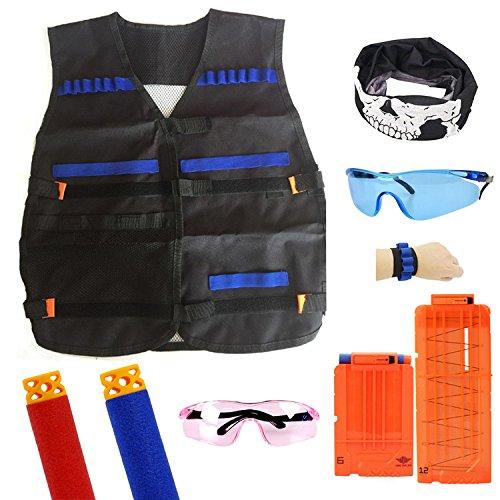 Price comparison product image Reloadme Tactical Vest Kit for Nerf Guns N-Strike Elite Series