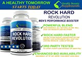 * ROCK HARD * Non GMO, HORMONE FREE,Male Enhancing Pills Increase Size,Male Fertility Supplements,Male Performance Enhancement Pills,Male Libido Booster,Male Multivitamin,Male Enchantment,Boost Elite - 51ExuyptmSL - * ROCK HARD * Non GMO, HORMONE FREE,Male Enhancing Pills Increase Size,Male Fertility Supplements,Male Performance Enhancement Pills,Male Libido Booster,Male Multivitamin,Male Enchantment,Boost Elite