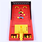 Funny Table Pinball Machines Parent Kids Shooting Game Boys Girls Cool Toy Gift