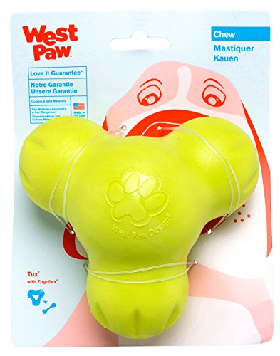 West Paw Zogoflex Tux Treat Dispensing Dog Chew Toy
