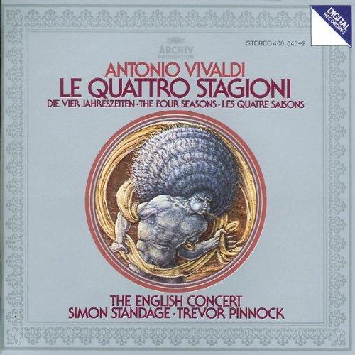 Vivaldi: The Four Seasons (Le Quattro Stagioni) Op 8 Nos 1-4 - Antonio Vivaldi Le Quattro Stagioni