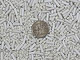 10 Lb. 2 mm X 2 mm Triangle & 2.5 X 8 mm Polishing Pins Non-Abrasive Ceramic Tumbling Tumbler Tumble Media