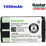 Kastar HHR-P104 Battery, Type 29, NI-MH Rechargeable Cordless Telephone Battery 3.6V 1000mAh, Replacement for Panasonic HHR-P104, Dantona, Energizer, GE (Detail Models in the Description)