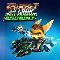 Ratchet & Clank: Full Frontal Assault  - PS Vita [Digital Code]