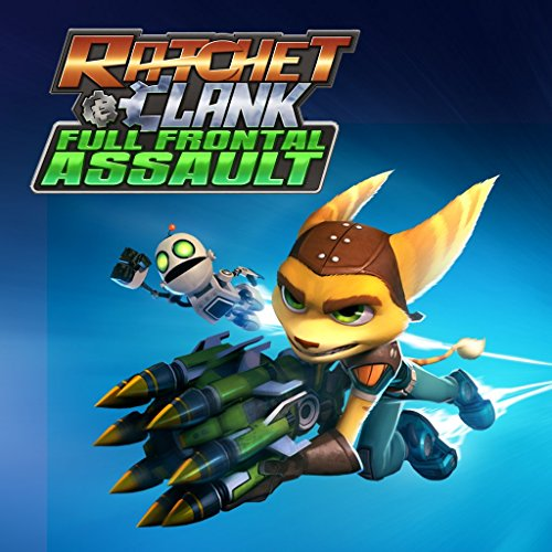Ratchet & Clank: Full Frontal Assault  - PS Vita [Digital Code]
