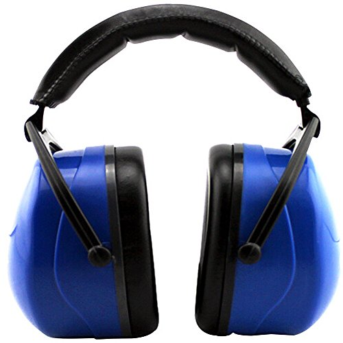 Soundproof Earmuffs Hearing Protection Ear Defender Hunting Shooting Safety Ear Protector, SNR 30db