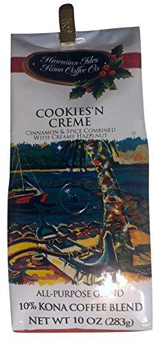 Hawaiian Isles Kona Coffee Co. Little Edition (Holiday Cookies N Creme)