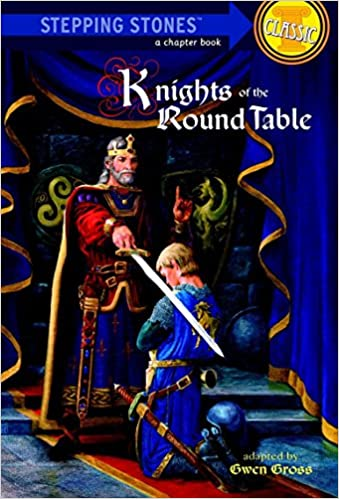 12 Knights Of The Round Table.Amazon Com Knights Of The Round Table A Stepping Stone Book