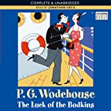 Front cover for the book The Luck of the Bodkins by P. G. Wodehouse