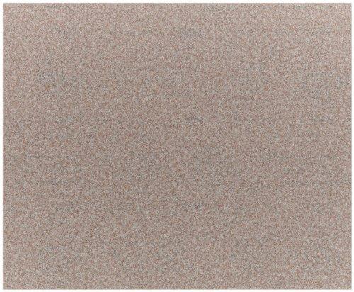 Norton A275 No-Fil Adalox Abrasive Sheet,  Paper Backing, Aluminum Oxide, Waterproof, Grit 220 (Pack of 100)