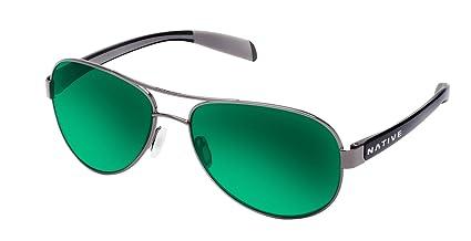 cbed12c525e Amazon.com  Native Eyewear Patroller Polarized Sunglasses