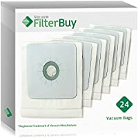 24 - FilterBuy Nutone 391 Central Compatible Vacuum Bags. Designed by FilterBuy to fit Nutone Central Vacuum Cleaners.
