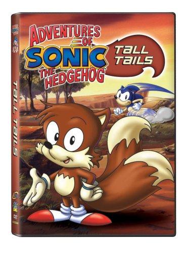 Amazon Com Adventures Of Sonic The Hedgehog Tall Tails Sonic The Hedgehog Sonic The Hedgehog Movies Tv