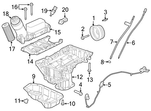 Mopar 0514 9077AB, Engine Coolant Temperature Sensor - Raider Engine Coolant