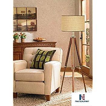 Pacific Coast Lighting 85 2148 68 Tripod 1 Light Floor