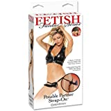 Fallo indossabile, Strap on Realistico Fetish,pacco anonimo ,Mn srl
