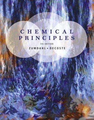 Chemical Principles Pdf
