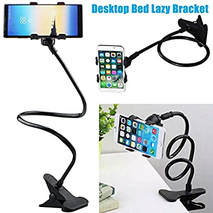 Global Craft Lazy Flexible Mount Mobile Holder with Snake Style Stand Model 71256