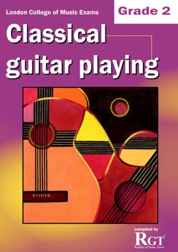 Download RGT - Classical Guitar Playing Grade 2 ebook