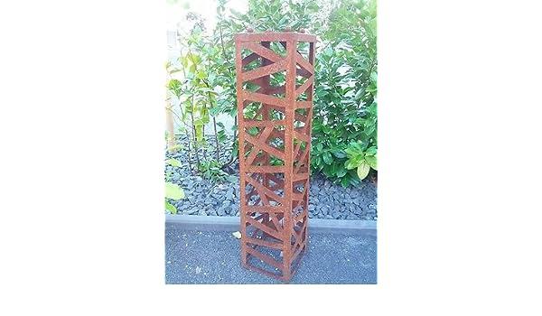 Columna para exteriores para leña. También como soporte adecuado ...