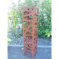 Feuerkorb bronze XXL Fire Basket ✔ eckig